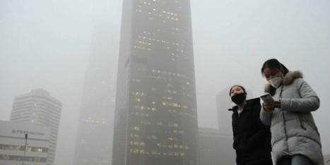 Comment Pékin utilise la data pour réduire la pollution atmosphérique | Marketing Mobile, omnicanal, cross canal, | Scoop.it