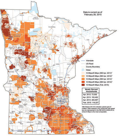 MN: Broadband shifts from perk to need in rural areas | Janelle Atyeo | TriStateneighbor.com | Surfing the Broadband Bit Stream | Scoop.it
