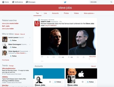 Twitter's New Search Results Interface Expands To All Web Users - TechCrunch | Extreme Social | Scoop.it