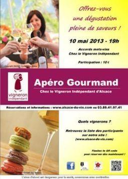 Les 60 ans de la Route des Vins d'Alsace, le 10/05/2013 à Colmar - Mon Vigneron | Agenda du vin | Scoop.it