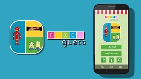Pixel Guess - Android Apps on Google Play | Woody Apps Applications | Scoop.it