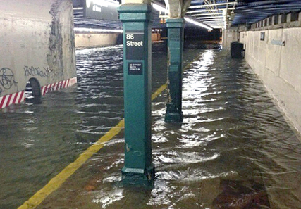 Climate Change Crawls Out of New York's Subway Tunnels and Into the Political Light of Day | EcoWatch | Scoop.it