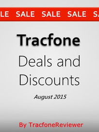 TracfoneReviewer: Tracfone Sales and Discounts List - August 2015   Tracfone Reviews and Promo Codes   Scoop.it