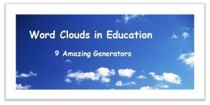 9 Amazing Word Cloud Generators For The Classroom …Word Clouds in Education Series: Part3 | English Classroom | Scoop.it