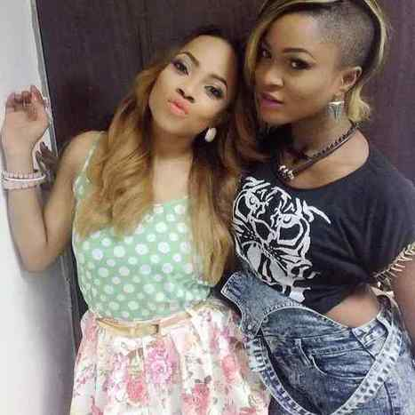 Toke Makinwa And Eva Alordiah are such good friends,Checkout their friendship Pic together-Photo | ChachaCorner | Scoop.it