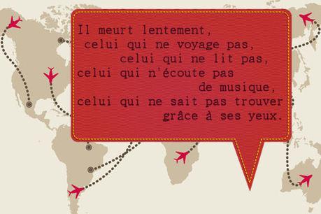 Les meilleures citations de voyage | Facile à vivre | Scoop.it