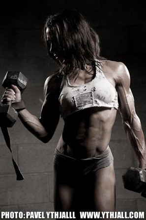 Want to Change Your Body? Muscle and Fitness Hers | Fitness and Exercise | Scoop.it