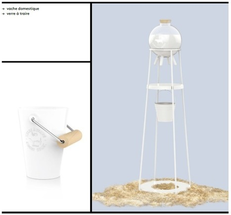 Milk Lab : du p'tit lait pour les designers | Veille en communication & marketing | Scoop.it