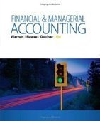 Financial & Managerial Accounting, 13th Edition - PDF Free Download - Fox eBook | IT Books Free Share | Scoop.it
