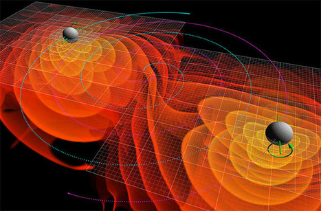 Gravitational Waves: Spying the Universe's 'Dark Side' : DNews | Space | Scoop.it