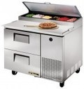 True's refrigerated pizza prep counters have an extra wide ... | Commercial Refrigeration | Scoop.it