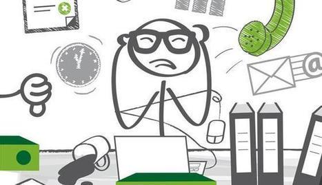 La santé psychologique au travail : de nouveaux défis pour les managers - Parlons RH   socioquid.fr   Scoop.it