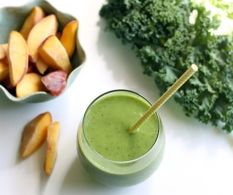 5 Superfood Smoothie Add-Ins - Huffington Post | Chlorella | Scoop.it