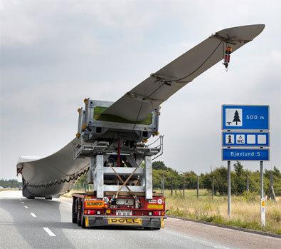 Siemens installe la pale d'éolienne la plus longue du monde : 75 m | Jisseo - Imagineering & Making | Scoop.it