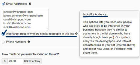 How to Use Facebook Ads for Content Marketing: The Ultimate Guide | Marketing | Scoop.it