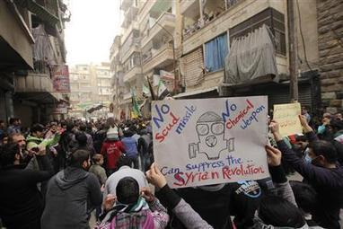 Fearing stark future, Syrian Alawites meet in Cairo | Coveting Freedom | Scoop.it