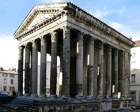 10 Most Spectacular Ancient Roman Temples | Touropia | Art History - Past & Present | Scoop.it