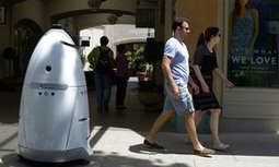 RoboCop is real – and could be Patrolling a Mall near you | Technology in Business Today | Scoop.it