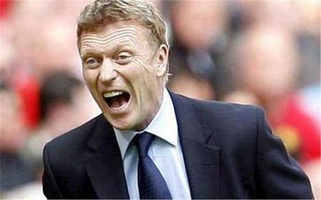 """Cheers Geoff on Twitter: """"""""My thoughts go to David Moyes at this difficult time. Apparently he's been hospitalised with a bad fit of laughter"""" http://t.co/9w1tAS7auu""""   Enjoy these 'Best Business Blunders' and 'Great Laughter Spots'   Scoop.it"""