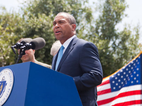 Deval Patrick Changes Course, Abandons Tech Tax | Tax Learning | Scoop.it