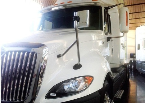 Navistar launches Diamond Preferred: a used truck reconditioning, resale program | Transportation & Engines | Scoop.it