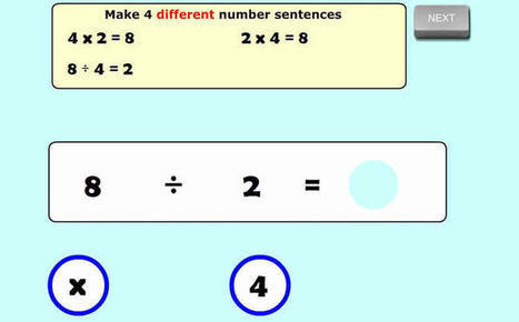 Free Mathsframe Interactive Whiteboard Teacher Resources | Elementary Special Education | Scoop.it