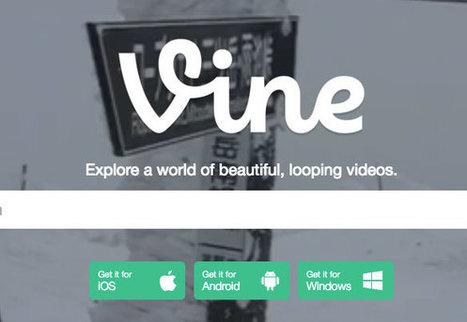 Twitter to Shut Down Vine Mobile App | screen seriality | Scoop.it
