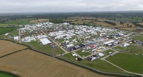 VIDEO: Grubs up for real at 'Pestaurant' during national ploughing championships | Entomophagy: Edible Insects and the Future of Food | Scoop.it