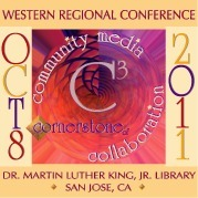 Alliance for Community Media Western Region Annual Conference: San Jose, Oct 8 | Community Media | Scoop.it