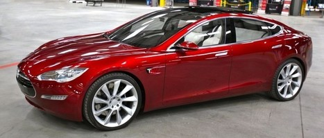 Former Tesla VP joins Apple as electric car project accelerates | Cult of Mac | Nerd Vittles Daily Dump | Scoop.it