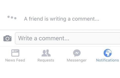 Facebook transforme les commentaires en discussions | Social Media Curation par Mon Habitat Web | Scoop.it