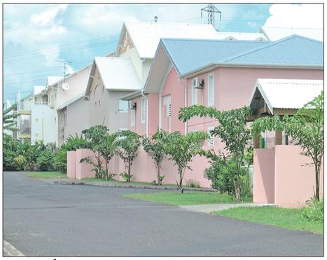 « Grosse déprime » sur le marché de l'immobilier - Économie en Martinique | Assurance de prêt online | Scoop.it