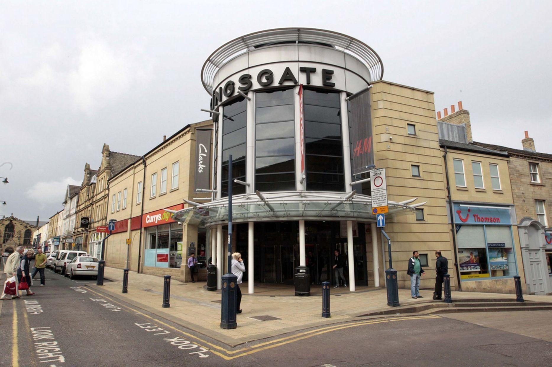 Huddersfield's Kingsgate Centre uses wi-fi conn...