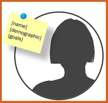 Marketer's Template for Creating Buyer Personas From Hubspot | Marketing Revolution | Scoop.it