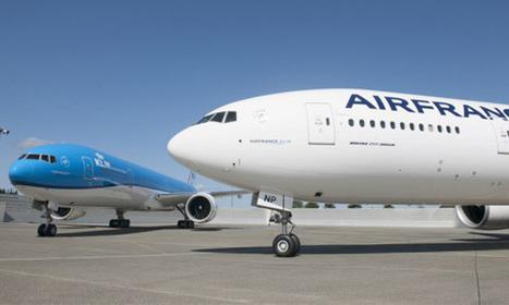 Gogo monte à bord des long-courriers d'Air France et KLM avec la solution 2Ku | Satcom on the move | Scoop.it
