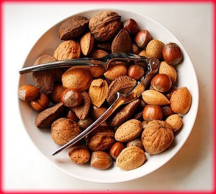 Nutty Professor: Learn the Health Benefits of Nuts and Seeds | Nutrition & Healthy Foods | Scoop.it