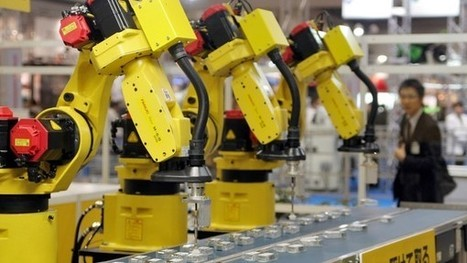 Fanuc sets sights on army of interconnected robots - FT.com   Systems Theory   Scoop.it