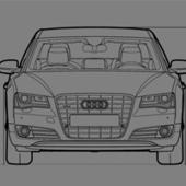 Quick Tip: Create And Set Up Blueprints In 3D Studio Max Using Photoshop | blueprints | Scoop.it