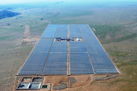South Africa's Developing Solar Energy Landscape | Renewable Energy Africa | Scoop.it