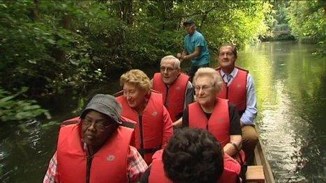 Une dernière balade en barque avant la trêve hivernale - France 3 Alsace | Alsace Actu | Scoop.it