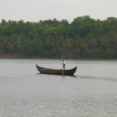 Viajar a India: Fragrant Nature en el lago al sur de Kollam | Aventura en India | Scoop.it