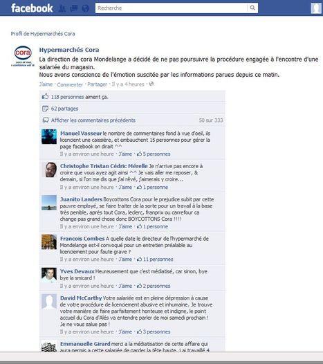 CORA: Chronique d'un BadBuzz sur Twitter | Gestion de Crise en Community Management | Scoop.it