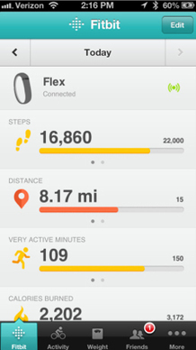 Fitbit's Official App Is Updated With A Number Of Improvements - AppAdvice | FEATURES & BENEFITS | Scoop.it
