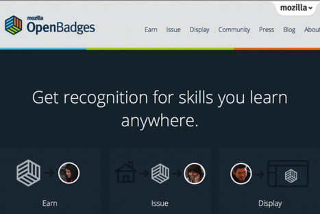 Open Badges Get Boost from Former President Clinton | Remake Learning | Learning With ICT @ CBC | Scoop.it
