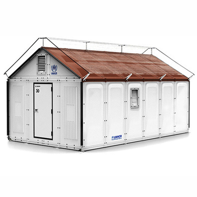 Ikea develops flat-pack refugee shelters | Human and Technology | Scoop.it