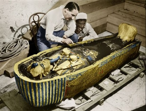 90th anniversary of the opening of King Tut's tomb | Égypt-actus | Scoop.it
