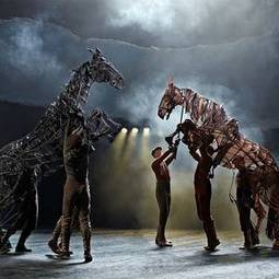 Theatre Review: War Horse a fitting tribute to  heroes - Independent.ie | The Irish Literary Times | Scoop.it