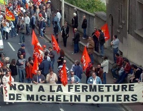 Quand Michelin a déménagé | Chatellerault, secouez-moi, secouez-moi! | Scoop.it