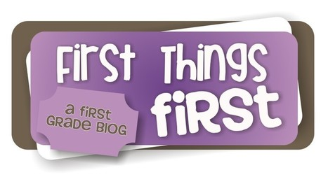 First Things First: Terrific Tech Tools (part 3 of 3) | Digital Citizenship is Elementary | Scoop.it