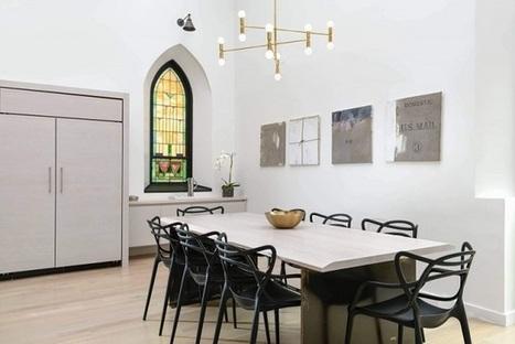 Une église transformée en loft moderne : le résultat est époustouflant ! | Immobilier | Scoop.it